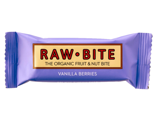 Raw Bite BIO Riegel Vanilla Berries
