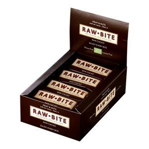 Raw Bite BIO Riegel Cacao 12ér Box