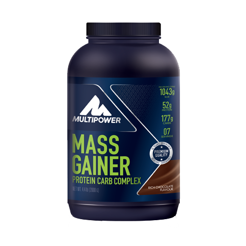 Multipower Mass Gainer 2000g Dose
