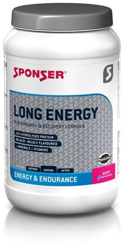 Sponser Long Energy Dose Berry