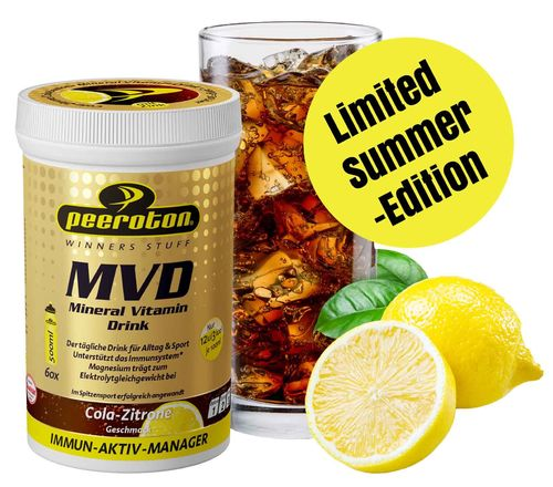 Peeroton Mineral Vitamin Drink 300g Dose Limited Edition 2018