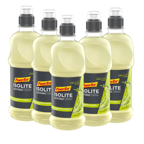 PowerBar Isolite Drink 5er Pack