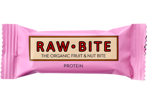 Raw Bite BIO PROTEIN Riegel