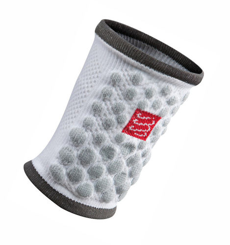 Compressport 3D.DOT Sweatband white