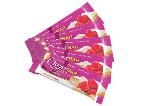 Quest Nutrition Quest Protein Bar 5er Pack