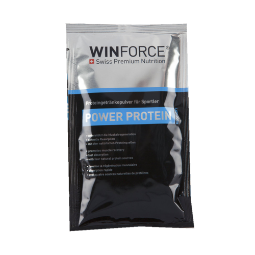 Winforce Power Protein Einzelbeutel