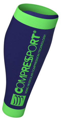 Compressport R2 V2 Race & Recovery NEU Blau