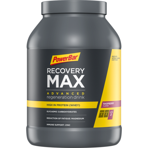 Powerbar Recovery Max 1144g Dose