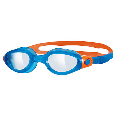 Zoggs Schwimmbrille Phantom Elite Junior blau