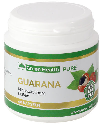 Green Health Guarana Kapseln