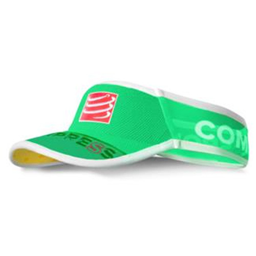 Compressport Visor V2 Ultralight grün/gelb