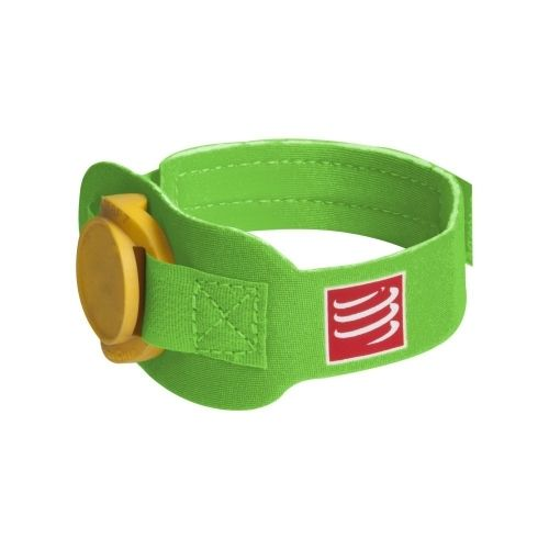 Compressport Timing Chipband grün