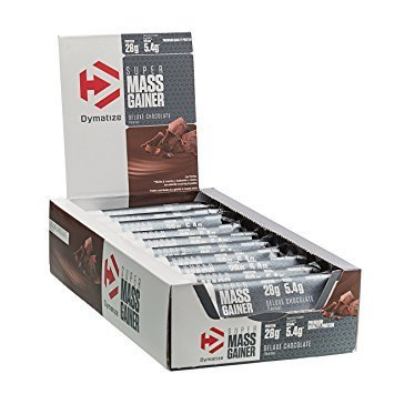 Dymatize Super Mass Gainer 10er Box