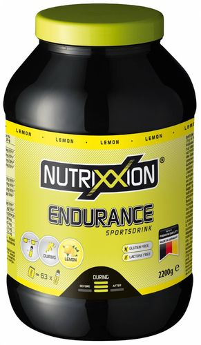 Nutrixxion Energy Endurance Drink Pulverdose 2200g