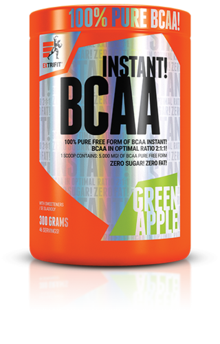 Extrifit BCAA Instant 2:1:1 300g Dose