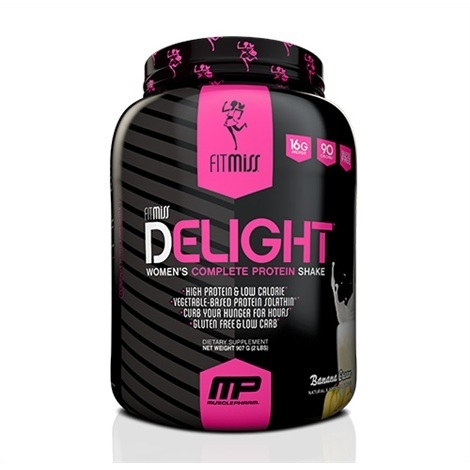 Fitmiss Delight 2LBS 907g Dose