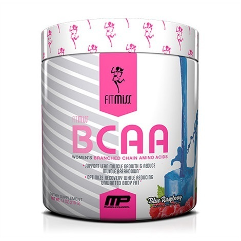 Fitmiss BCAA 210g Dose