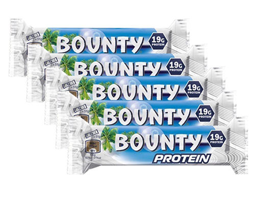 Bounty Protein Riegel 5ér Pack