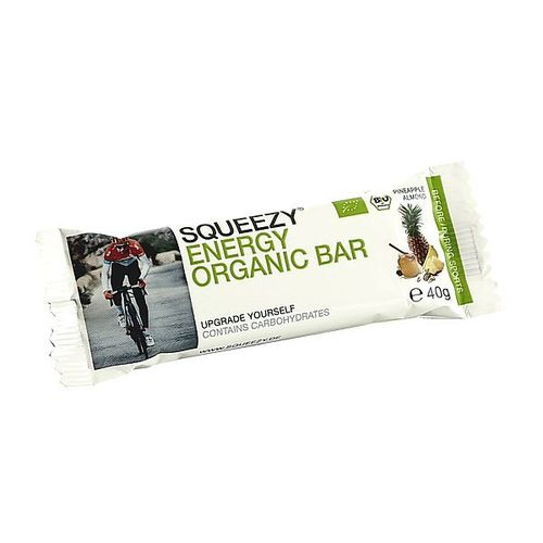 Squeezy Energy Organic Riegel