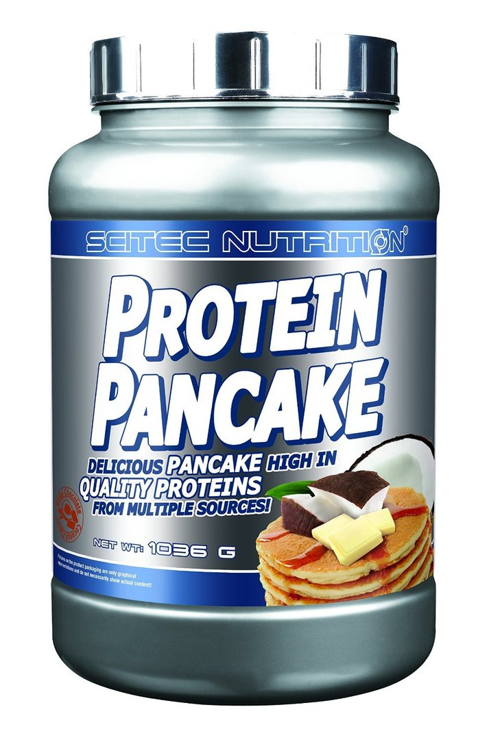 Scitec Nutrition Pancake 1036g Dose Neutral - MHD 11-2017