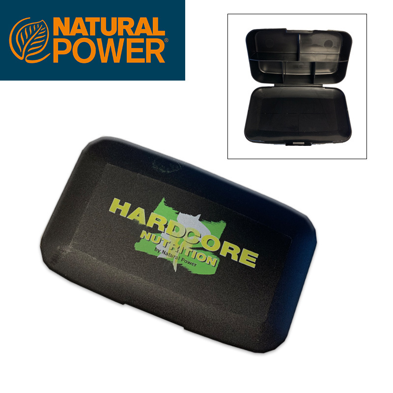 Naturalpower Pillmaster Box