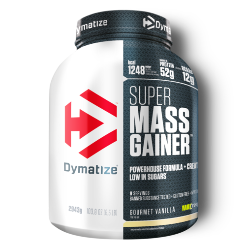 Dymatize Super Mass Gainer 2943g Dose