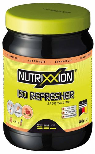 Nutrixxion Iso Refresher 700g Dose MHD 03-2018