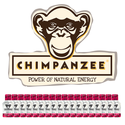 Chimpanzee Energy Gel 25er Box
