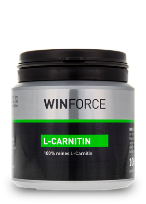 Winforce L-Carnitin 100g Dose