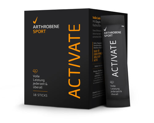 ARTHROBENE Sport Activate 18er Box