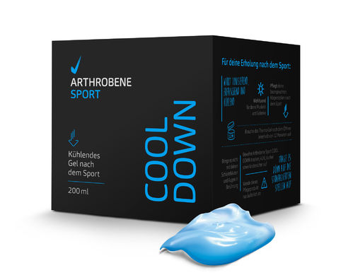 ARTHROBENE Sport Cool Down Gel 200ml