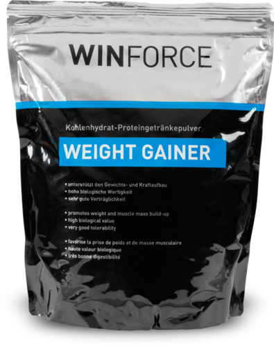 Winforce Weight Gainer 2500g Standbeutel