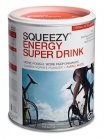 Squeezy Energy Super Drink 400g Dose MHD 07-18
