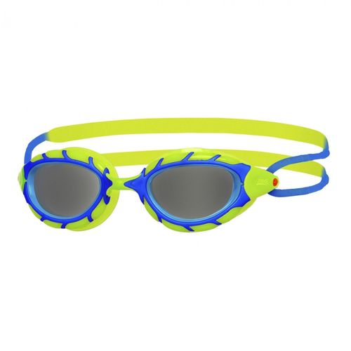 Zoggs Schwimmbrille Predator Junior Blue / Lime