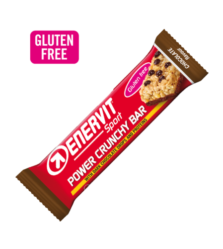 ENERVIT Sport Power Crunchy Bar Choco Einzelriegel