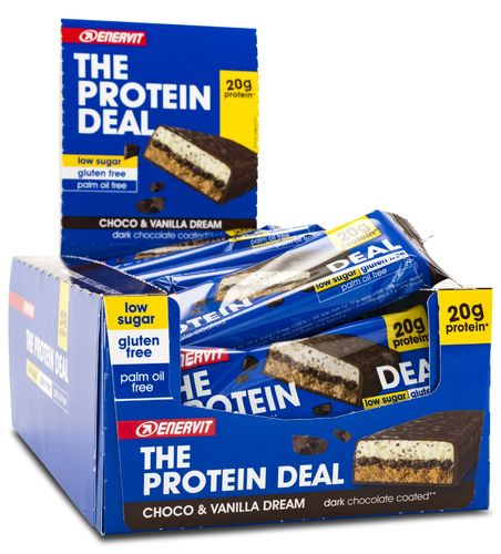 ENERVIT The Protein Deal 25er Box