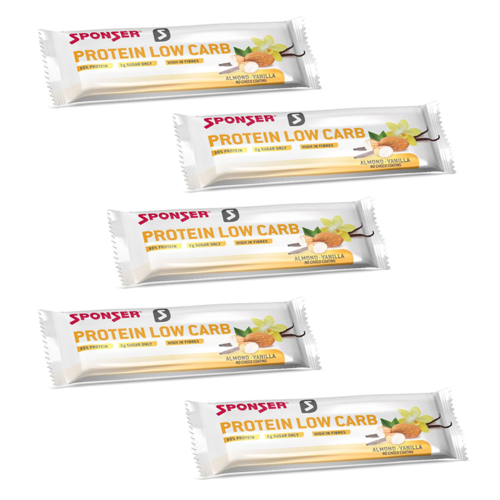 Sponser Protein Low Carb 5er Pack
