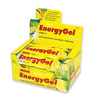 High5 Energy Gel 20ér Box Apfel MHD 06.2019