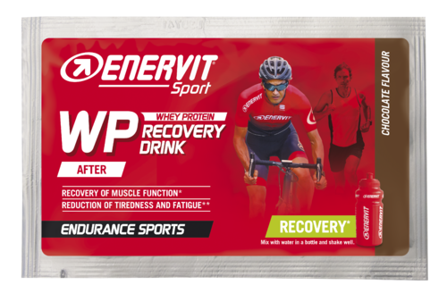 Enervit SPORT WP RECOVERY Drink 50g Portionsbeutel