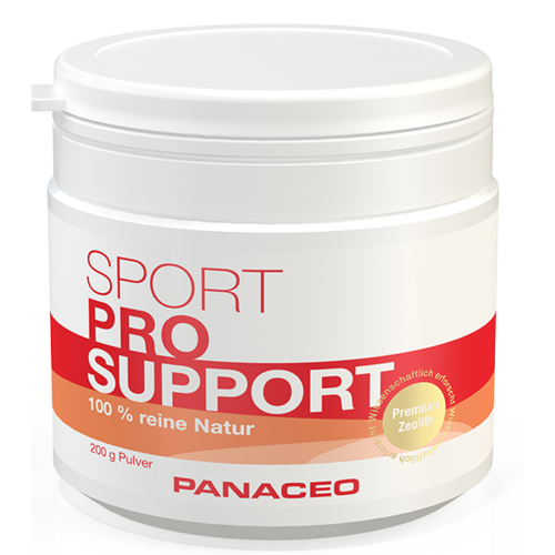 Panaceo Sport Pro Support Pulver 200g Dose