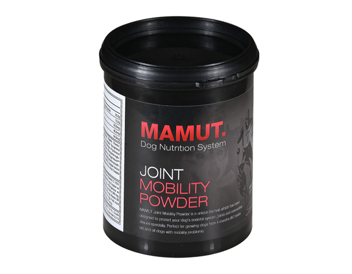 Mamut Dog Nutrition Joint Mobility Pulver 500g