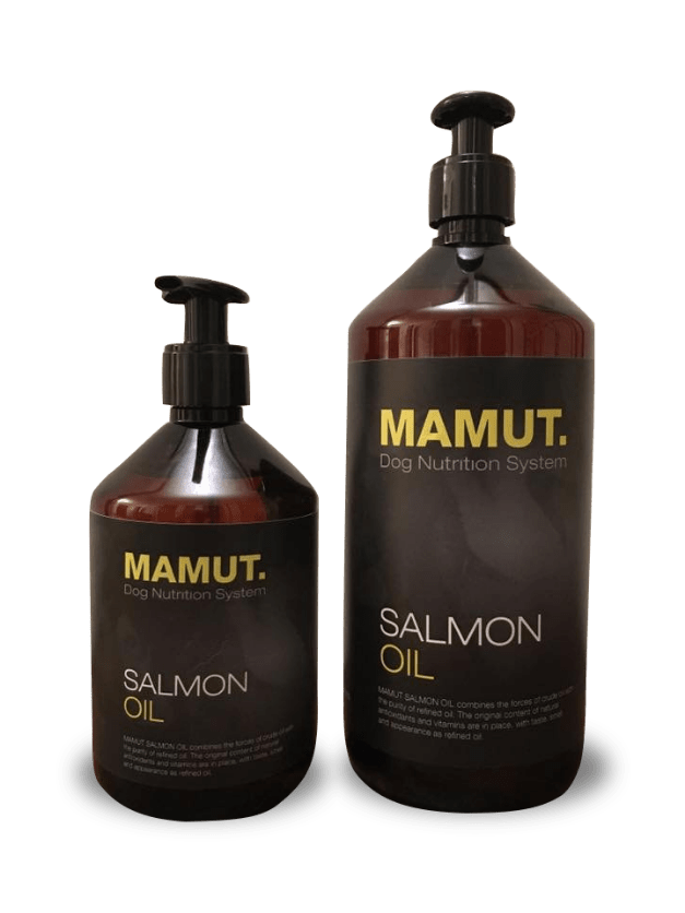Mamut Dog Nutrition Salmon Öl 500ml