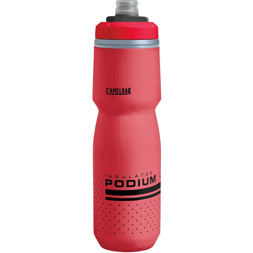 CamelBak Podium Trinkflasche 710 ml rot (Fiery Red)