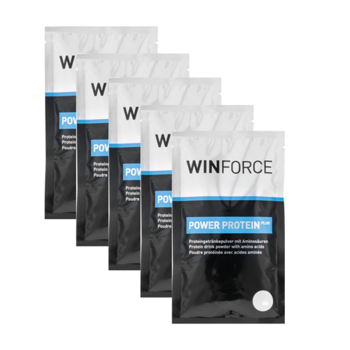 Winforce Power Protein Plus Cola 5er Pack