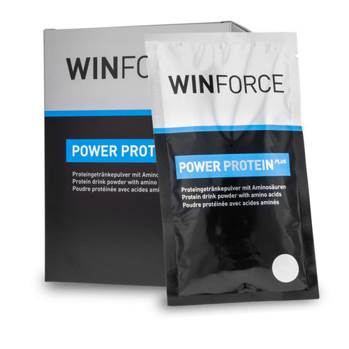 Winforce Power Protein Plus Cola 10er Box