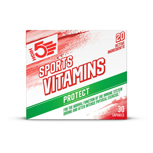 High5 Sports Vitamine Protect 30 Kapseln