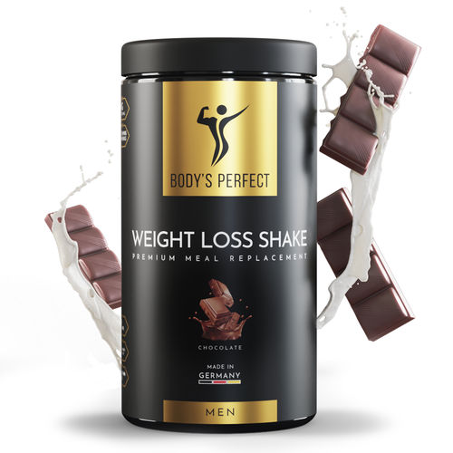 Bodys Perfect Weight Loss Shake für Männer 500g Dose