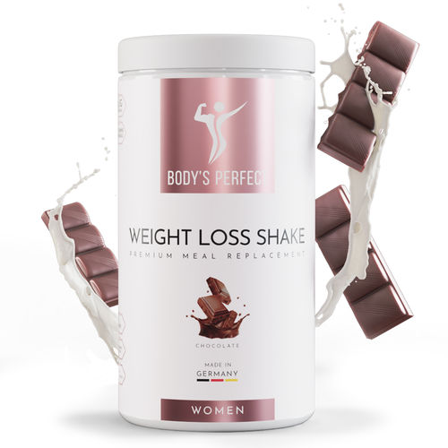 Bodys Perfect Weight Loss Shake für Frauen 500g Dose