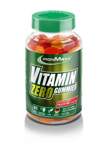 IronMaxx Vitamin Zero Gummies vegan