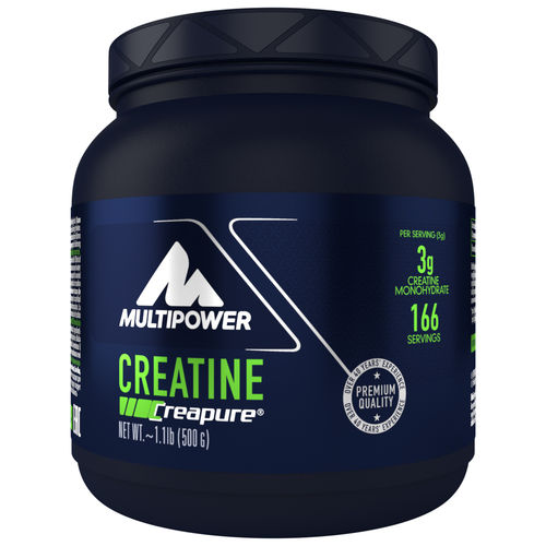 Multipower Creatine 500g Dose